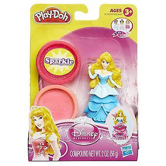 Play-doh disney prinsessa hahmo aurora