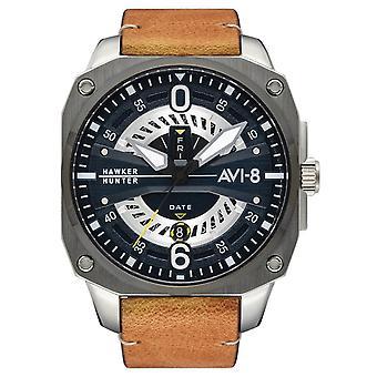 Mens Ρολόι Avi-8 AV-4057-02, Χαλαζία, 43 χιλιοστά, 5ATM