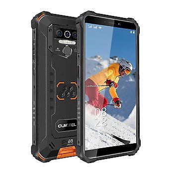 Ip68 Vedenpitävä 8000Mah Android 10.0 Triple Camera Face /fingerprint Mobile