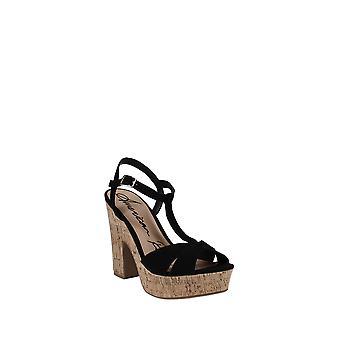 Amerikan Paçavra | Jamie1 Siyah Topuklu Ayakkabı