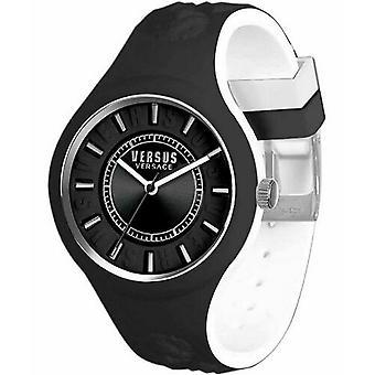 Versus by Versace Women's Watch Wristwatch FIRE ISLAND VSPOQ2018 Silicone