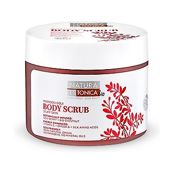 Maroon Goji Body Scrub 300 ml
