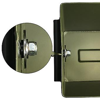 Bolt 50 Cal Ammo Can Steel Ammunition Gun Safe Box Hardware Kit