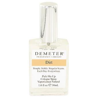 Demeter Dirt Cologne spray Demeter 1 oz Köln Spray