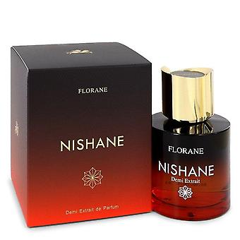 Nishane Florane Extrait De Parfum Spray (Unisex) By Nishane 3.4 oz Extrait De Parfum Spray