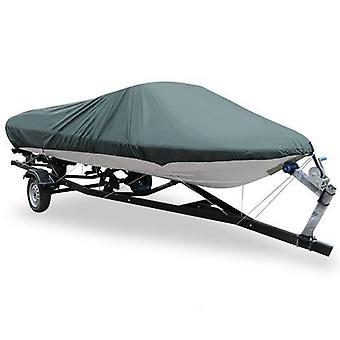 210d trailerable boot cover waterdicht vissen ski bass speedboat cover