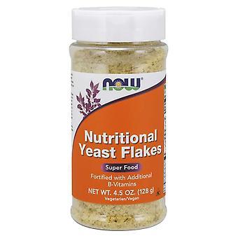 Now Foods Flocons de levure nutritionnelle 128 gr