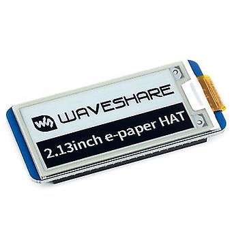 Waveshare 2.13 بوصة E-ورقة قبعة,250x122,2.13inch