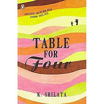 Tabelle für Vier