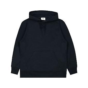 Y-3 Plain Black Hoodie