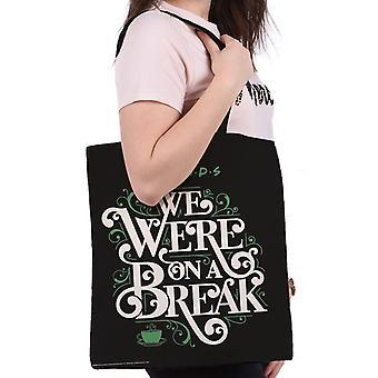Friends Break Tote Bag