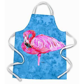 """Caroline'S Treasures 8686Apron Flamingo Apron, Large, Multicolor"""