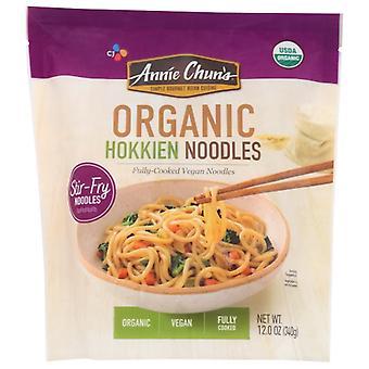 Annie Chuns Noodle Hokkien, Case of 6 X 12 Oz