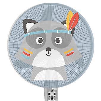 Electric Fan Guard Dust Cover Net Mesh Dustproof Protection Kid Baby Finger Protector Safety for Pedestal Fan Table Fan Wall Fan Decoration