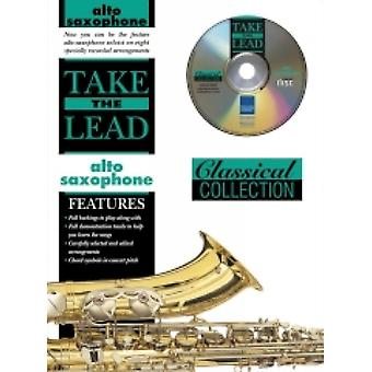 Take The Lead Classical Collection Alto Saxophone by Edited by Warner Bros Publications