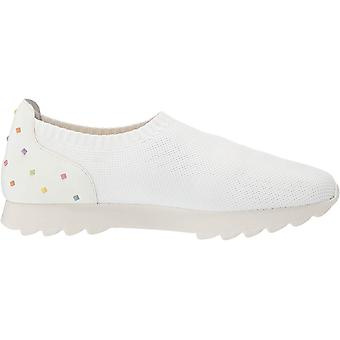 Nanette Lepore Womens lucky Canvas Low Top Slip On Fashion Sneakers