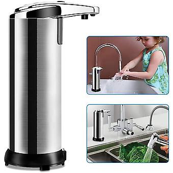Automatic Soap Dispenser For Kitchen And Bathroom With Waterproof Base