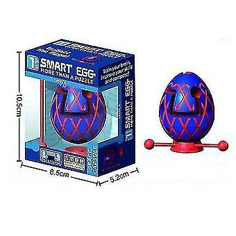 Doolhof eieren paasei kinderen puzzel doolhof bal denken training doolhof eieren, geschikt voor kinderen