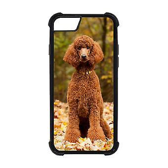 الكلب بودل اي فون SE 2020 شل