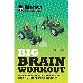 Mensa - Big Brain Workout:� Unleash your mind power with more than 500 puzzles