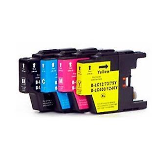 Toner inkjet cartridges compatible ink cartridge lc1240xl