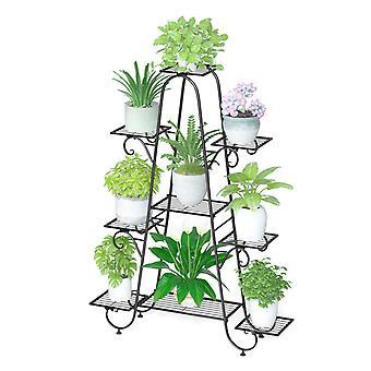 Garten verdickte Metall Pflanze Stand