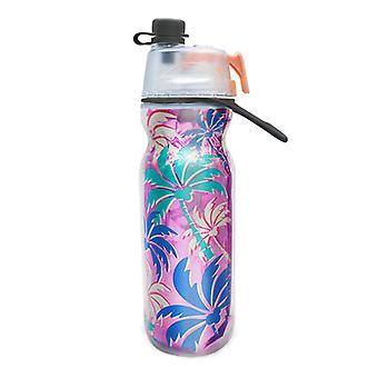 20 Oz O2cool Mist N' Sip Insulated Water Squeeze Bottle