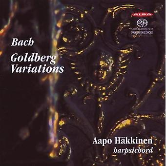 Bach, J.S. / Hakkinen - Goldberg Variations [SACD] USA import