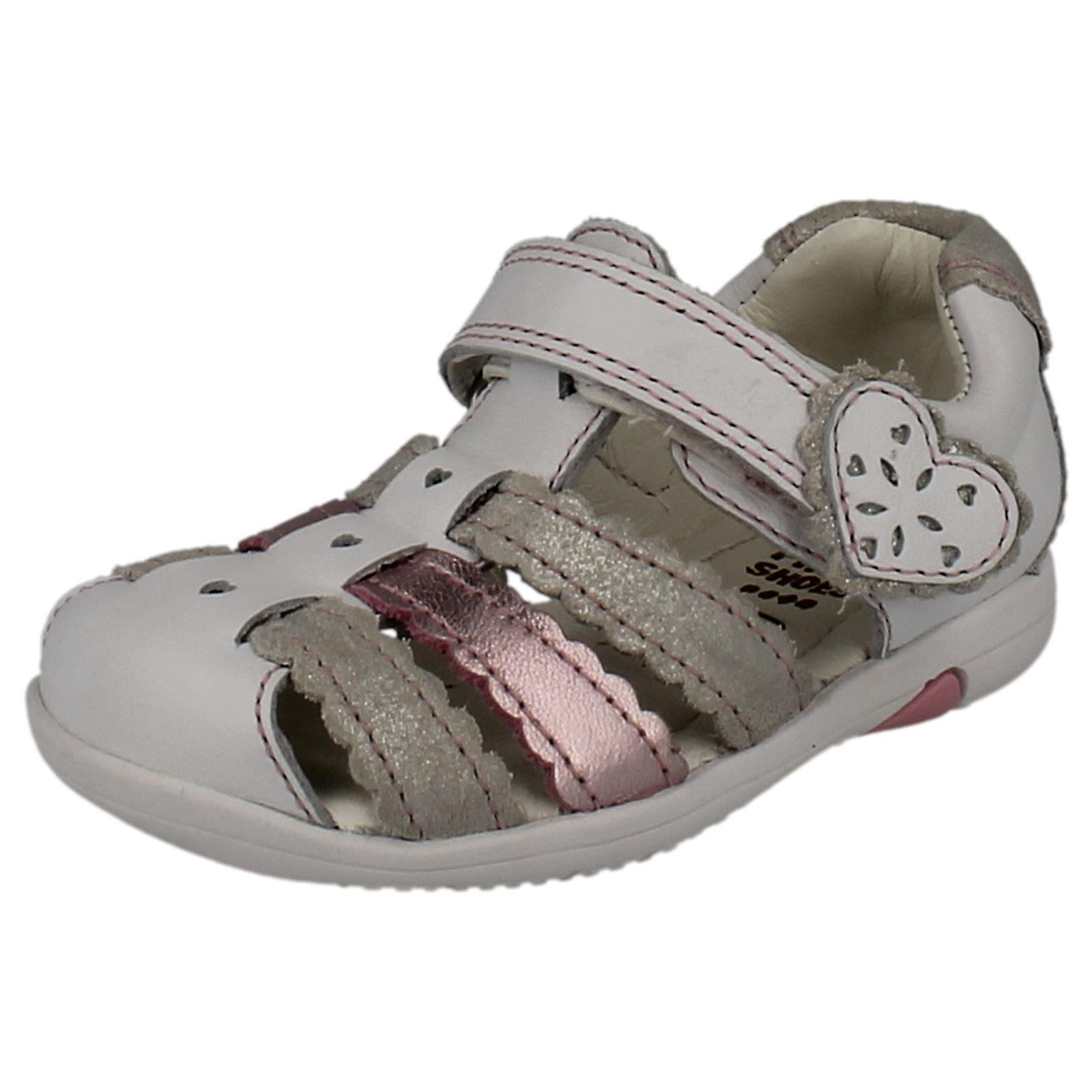 243d342b46f Girls Clarks First Sandals Closed Toe  Softly Palm FST