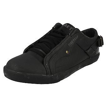 Mens Firetrap Casual Shoes Trap Lace Low
