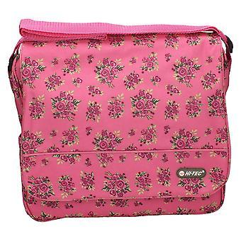 Girls Hi-Tec Floral Courier Bags HT-1609