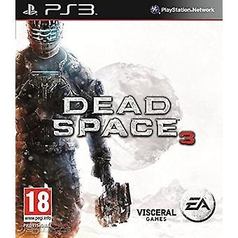 لعبة PS3 الميت الفضاء 3