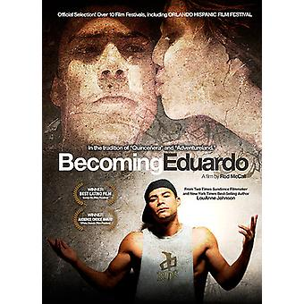 Becoming Eduardo [DVD] USA import