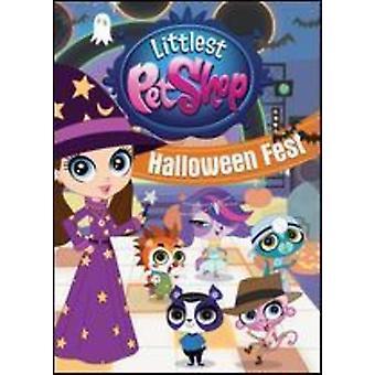 Littlest Pet Shop Halloween Fest [DVD] USA import