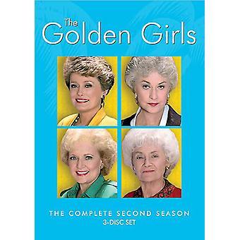 Golden Girls: Täydellinen toisen kauden [DVD] Yhdysvallat tuoda