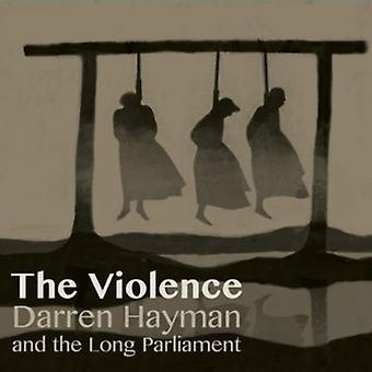 Darren Hayman & the Long Parliament - Violence [CD] USA import