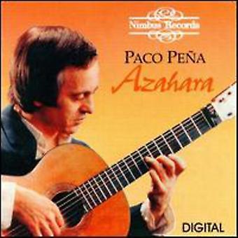 Paco Pena - importation USA Azahara [CD]