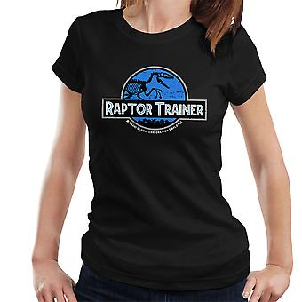Raptor Trainer Jurassic World Women's T-Shirt