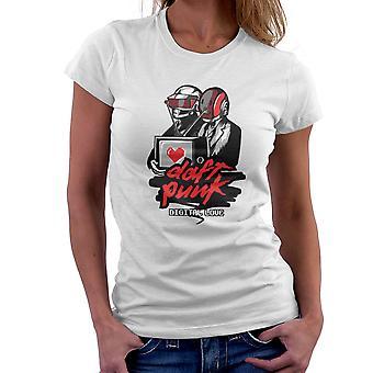 Daft Punk Digital Love Women's T-Shirt