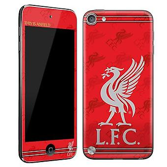 Liverpool iPod Touch 5 G hud
