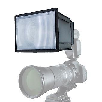JJC FX-L moltiplicatore Flash Extender per Canon Speedlite 540EZ, Sony HVL-F58AM, HVL-F60M, Nissin Speedlite Di622, Metz 58AF-2, Pentax AF-540 FGZ, AF-540 FGZ II
