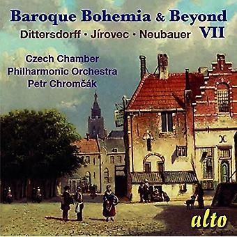 Importer des Tchèques Chamber Philharmonic Orchestra Pe - USA Baroque Bohême & Beyond vol. VII [CD]