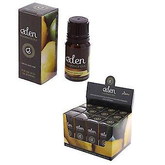 Fragrance Oil Lemon & Lime 10ml by Eden