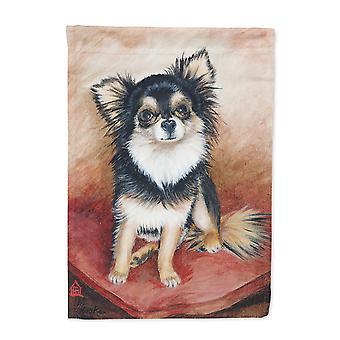 Carolines skatter MH1035GF Chihuahua lang håret flagg hage størrelse