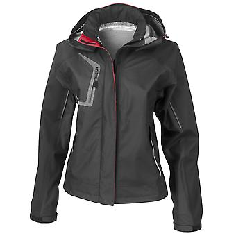 Spiro Womens/Ladies Nero Premium Outdoor Sports Jacket (Waterproof & Breathable)