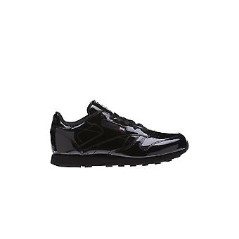 Reebok Classic Leather Patent CN2061 universal all year kids shoes