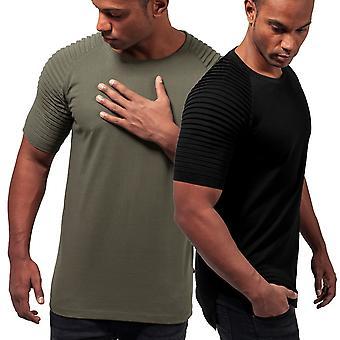 الحضري الكلاسيكية-طوى القميص الرغلا ن معطف طويل