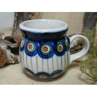 Mugs, miniature, tradition 10 & 13, Bunzlauer pottery - BSN 5876