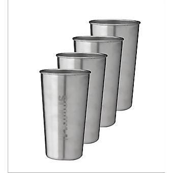 Primus CampFire pinte Pot 4 Pack (acier inoxydable)