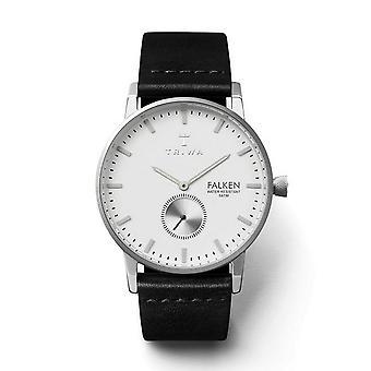 Triwa Unisex Watch wristwatch FAST103-CL010112 ivory Falcon leather